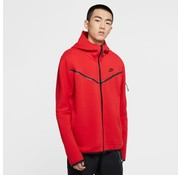 Nike Tech Fleece Fulleip 2 Red