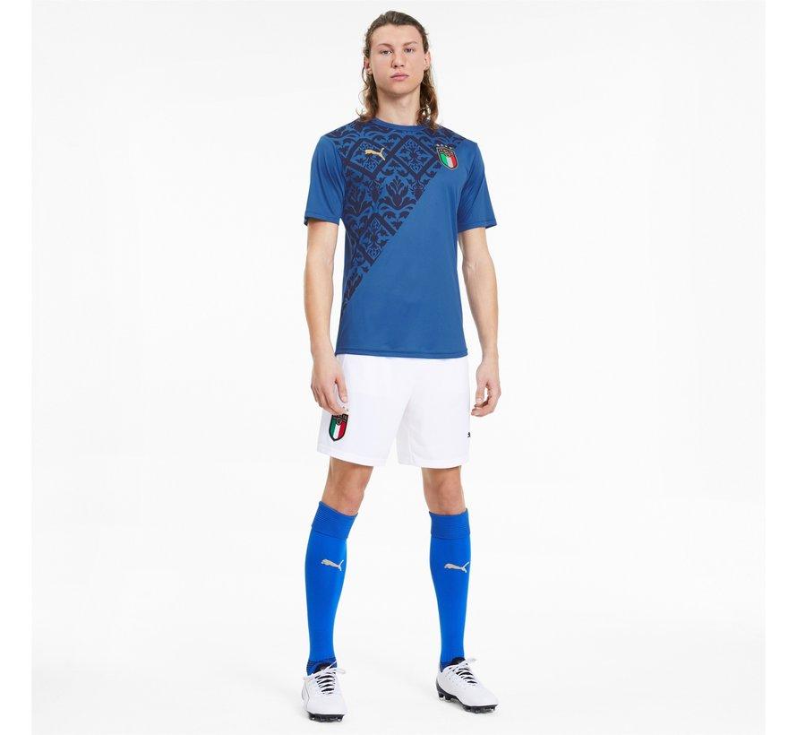 Italia Stadium Jersey Bleu Euro21