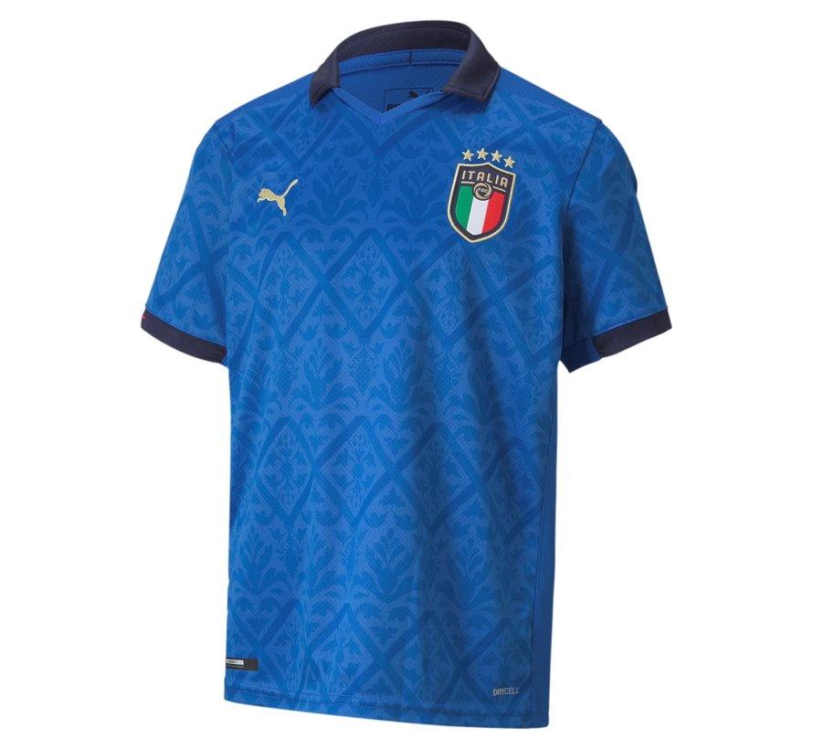 Italia Home Jersey Euro21