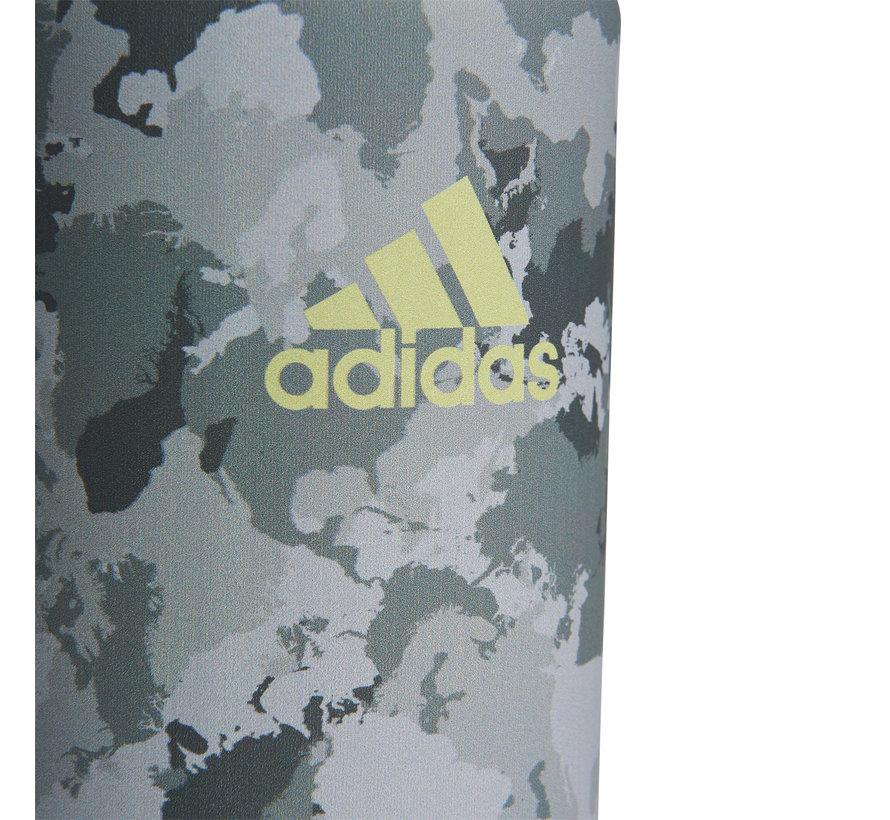 Graphic Bottle 0,75l Steel Grey