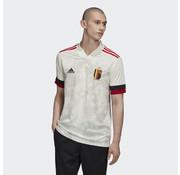 Adidas Belgium Away Jersey Euro21