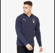 Puma Italia Casuals Jacket Navy/Gold Euro21