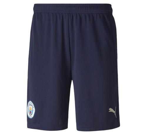 Puma Manchester City Short Rep Peacoat 20/21