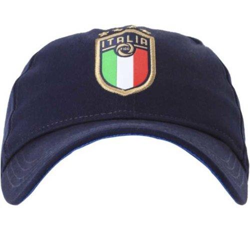 Puma Italia Team Cap Navy/Blue Euro 21