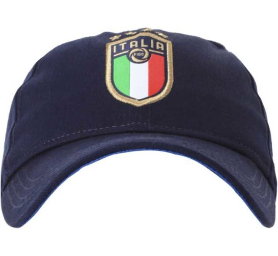 Italia Team Cap Navy/Blue Euro 21