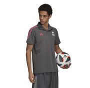 Adidas Real Madrid Polo Grey 20/21