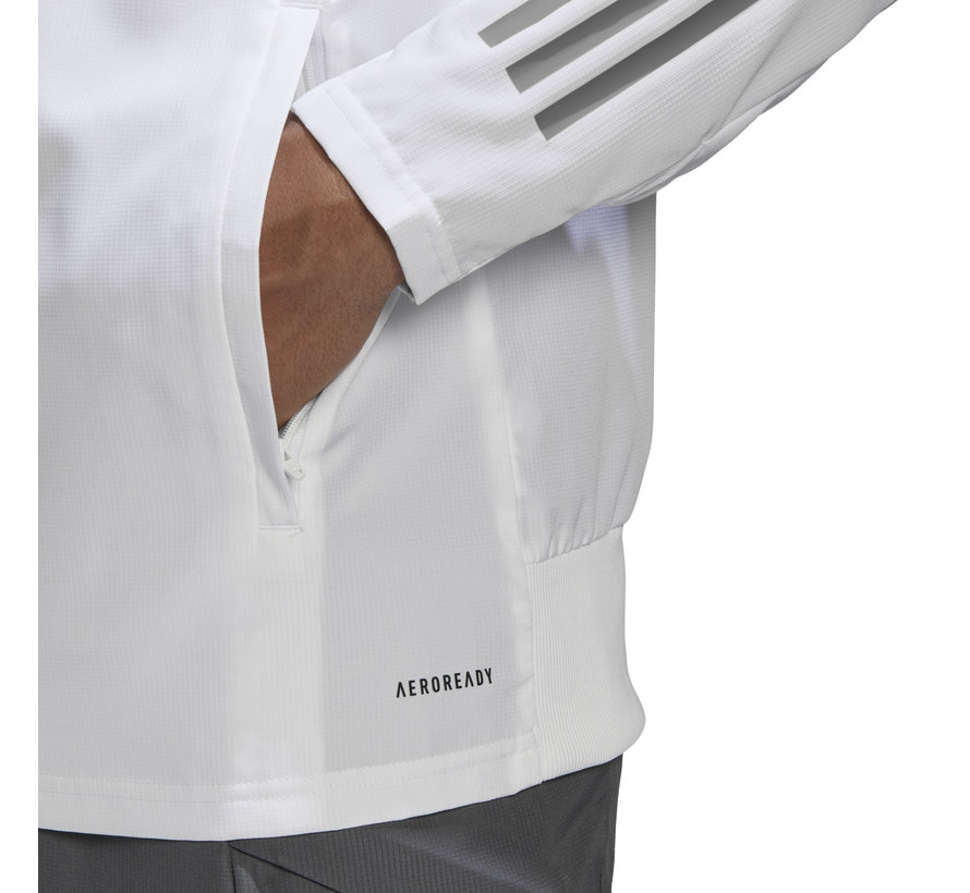 Real Madrid Pre Jacket White 20/21