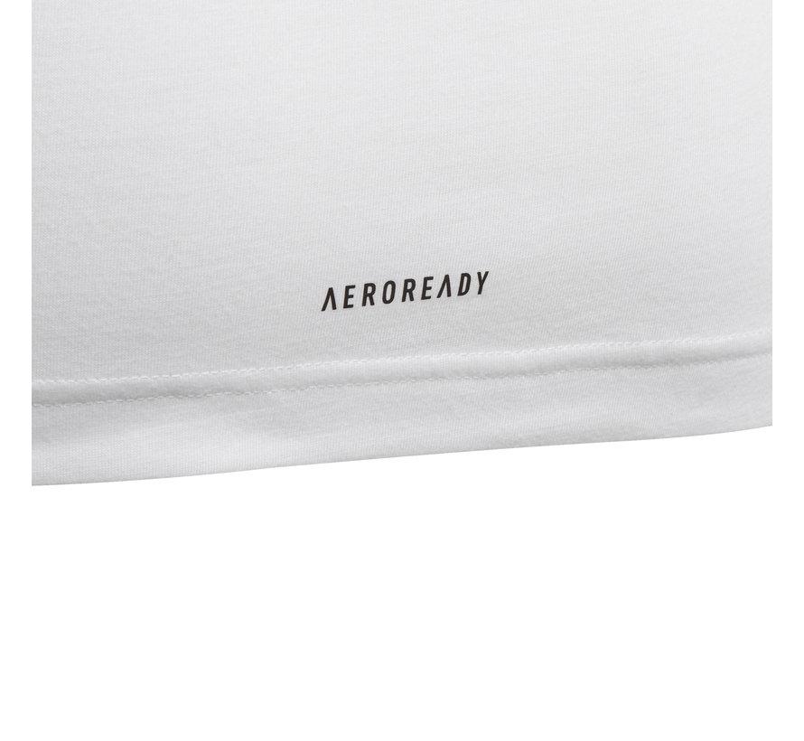 Aeroready Tee White Girls