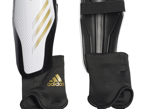Adidas X 20 Shin Guard White/Gold