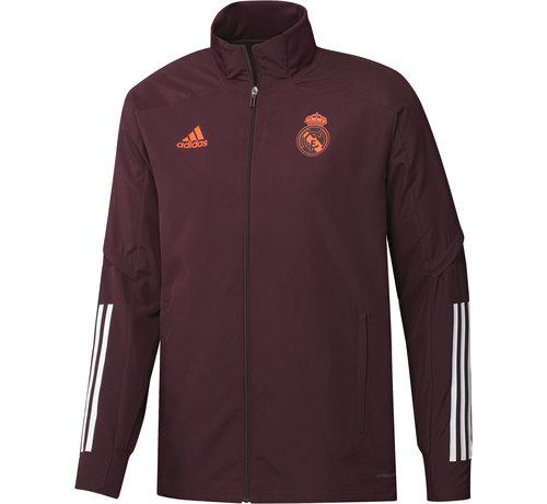 Adidas Real Madrid EU Pre Jacket 20/21