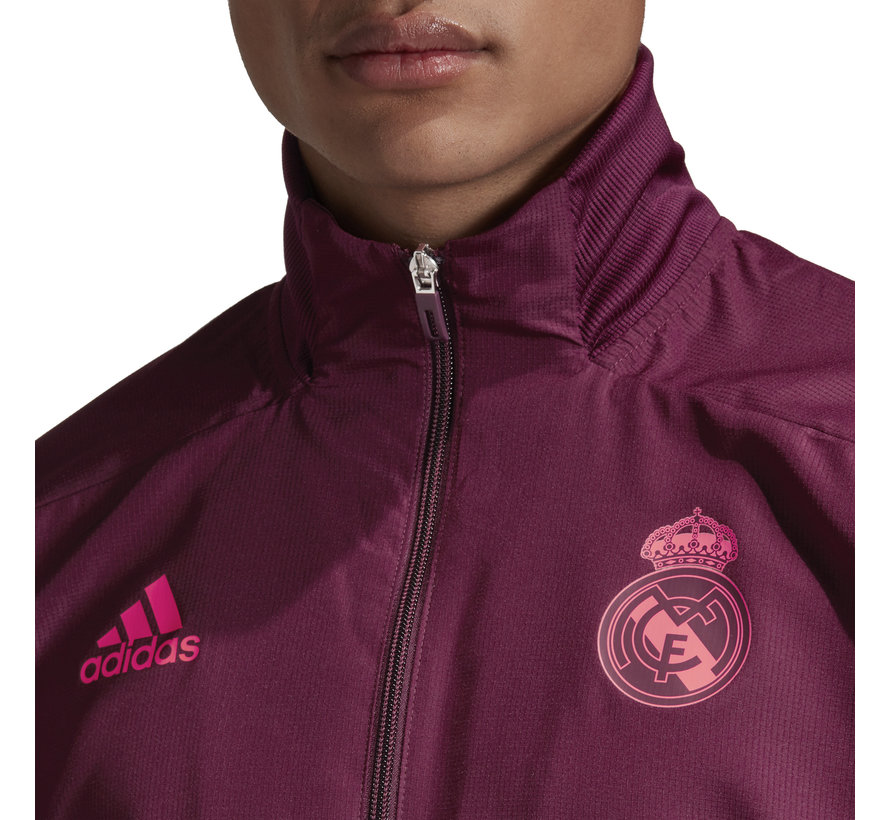 Real Madrid EU Pre Jacket 20/21