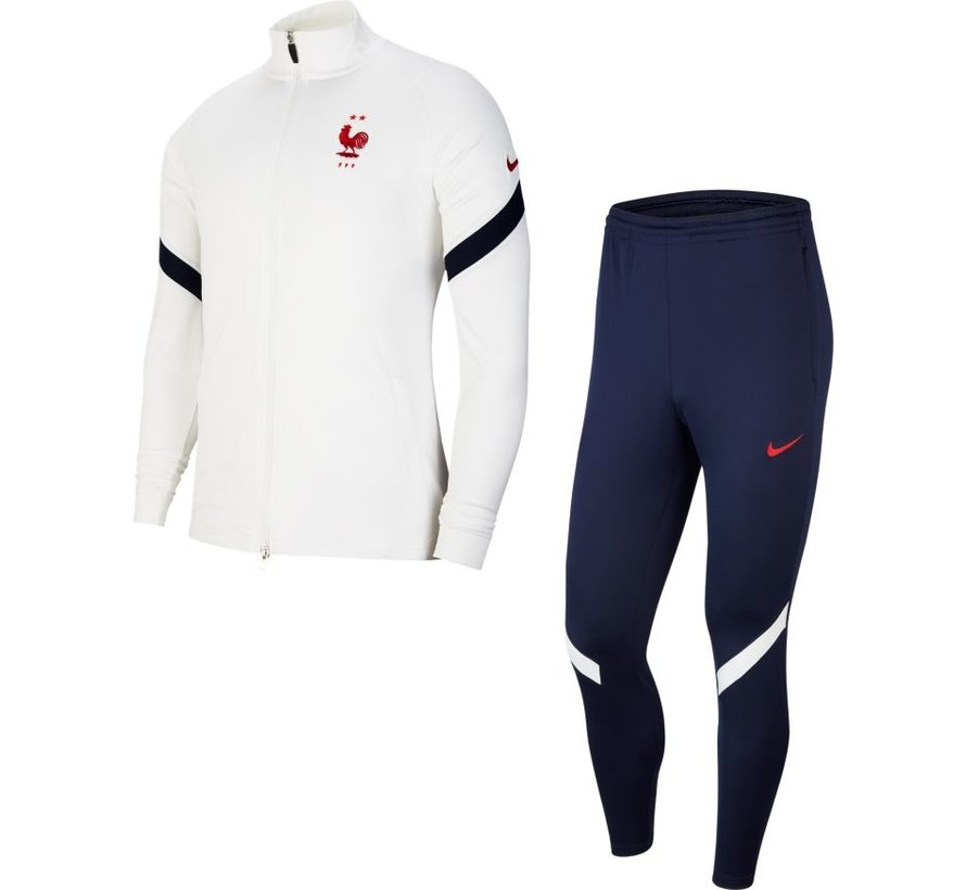 France Track Suit Navy Euro21