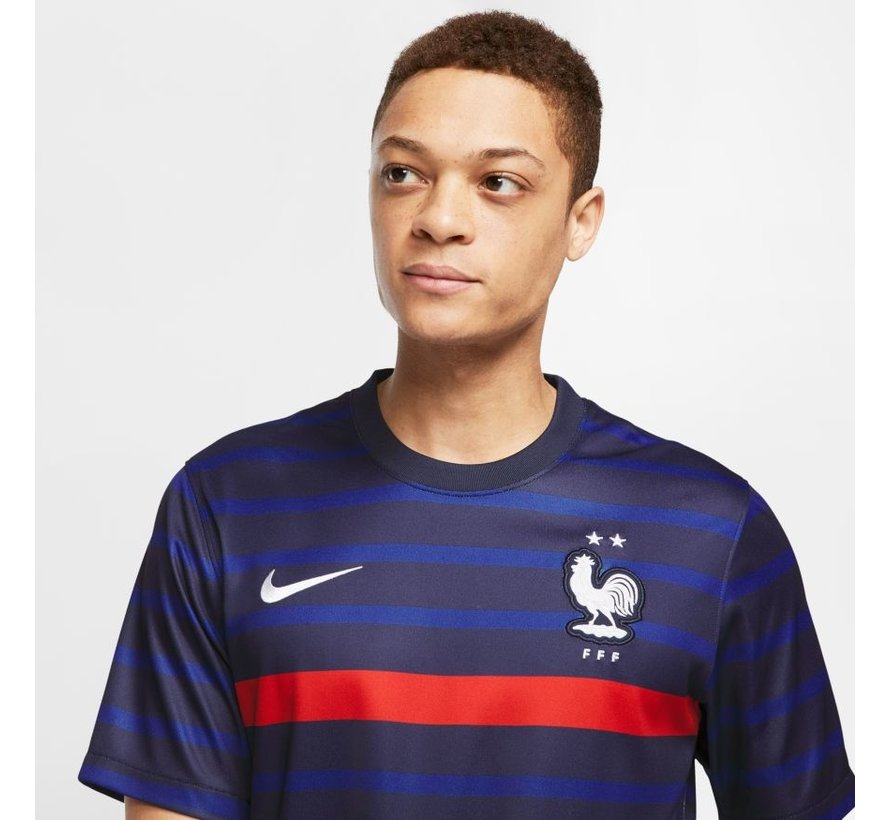 France Home Jersey Euro21