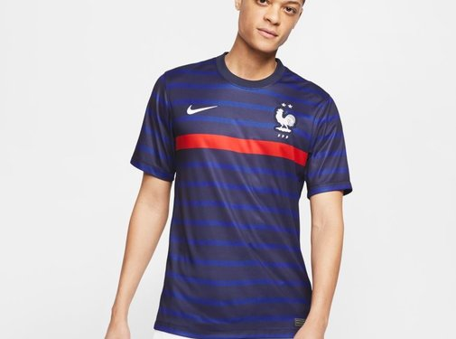 Nike France Home Jersey Euro21