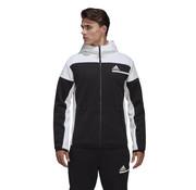Adidas ZNE FZ Hoodie Black/White