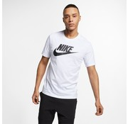 Nike Nsw Tee Icon Futura White-black