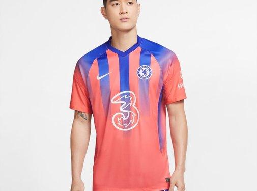 Nike Chelsea Third Jersey 20/21