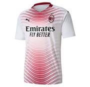 Puma Ac Milan Away Shirt White-red 20/21