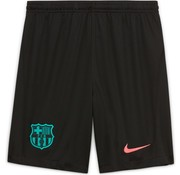 Nike Barcelona Brt Short 3R Black-pink Jr 20/21