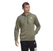Adidas MH Aero Fullzip Hoody Green