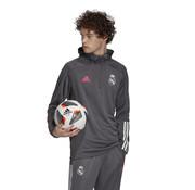 Adidas Real Madrid TK Hoody Grey 20/21