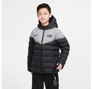 Nike CR7 Padded Jacket Black/Grey