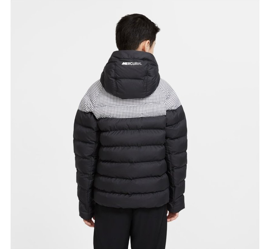 CR7 Padded Jacket Black/Grey