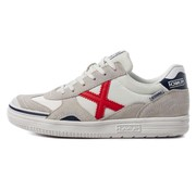 Munich Gresca White/Red Kids