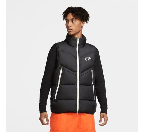 Nike Down Fill Vest Black/White