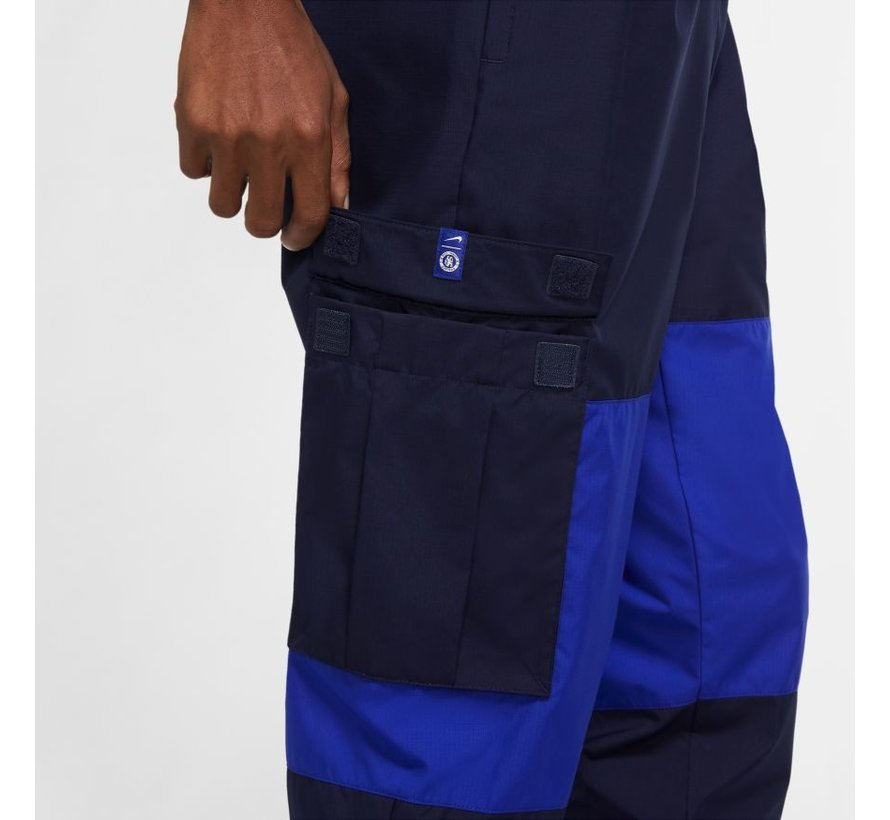 Chelsea Track Pant Blue/White 20/21