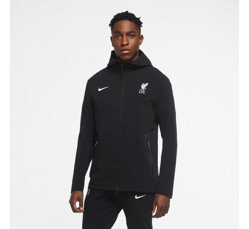 Nike Liverpool  Tech Pack Hoody Black 20/21