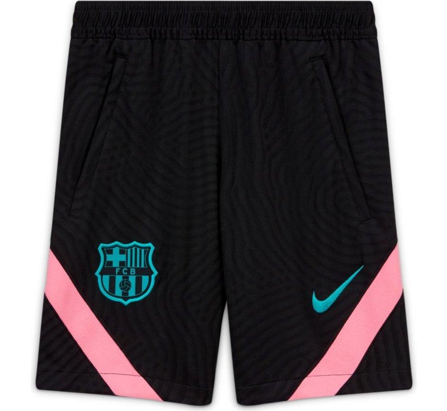 Barcelona Strk Short JR Black 20/21