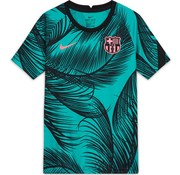 Nike Barcelona Top JR Ngreen 20/21