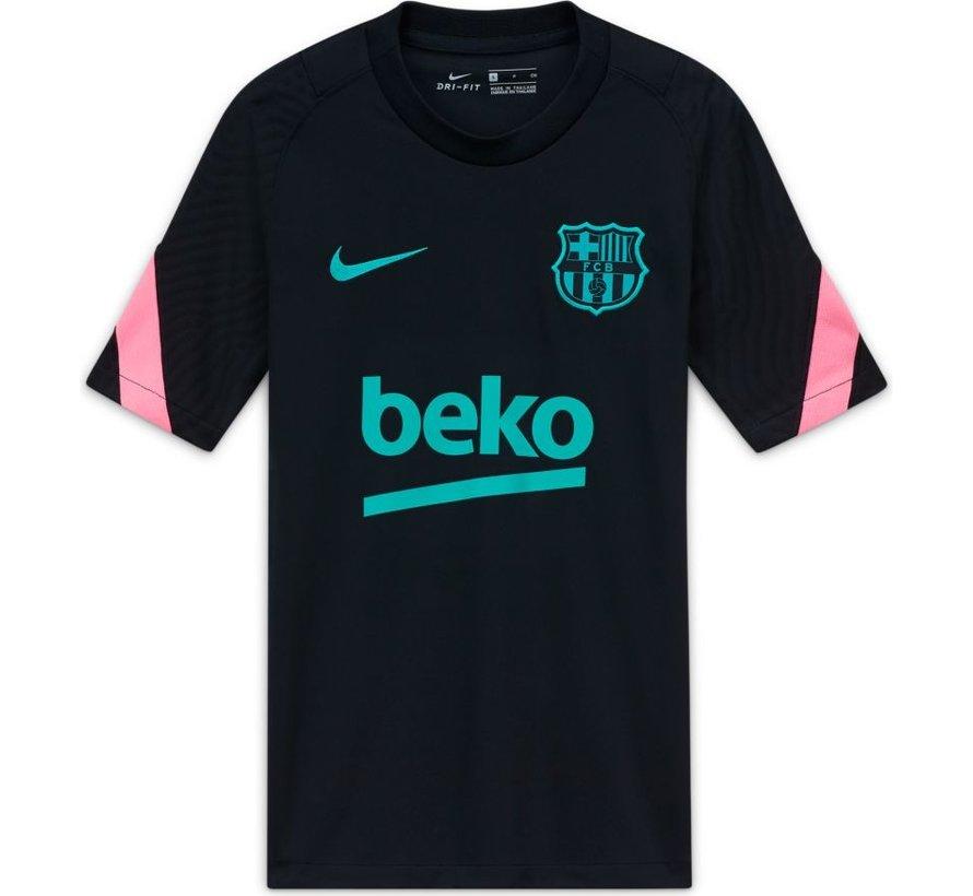 Barcelona Strk Top JR Black 20/21