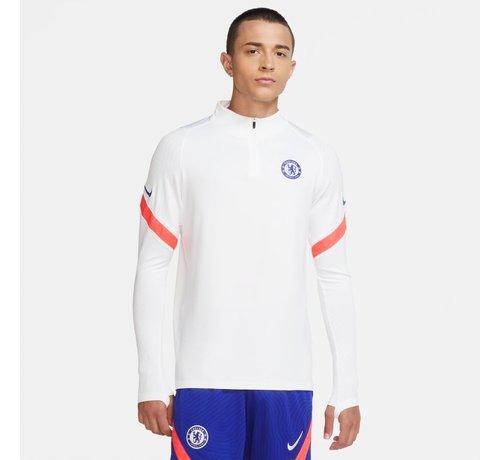 Nike Chelsea Drill Top Blanc 20/21