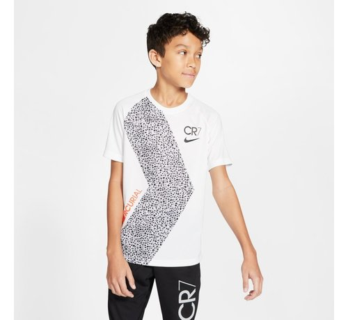 Nike CR7 Dry Top Safari White/Black