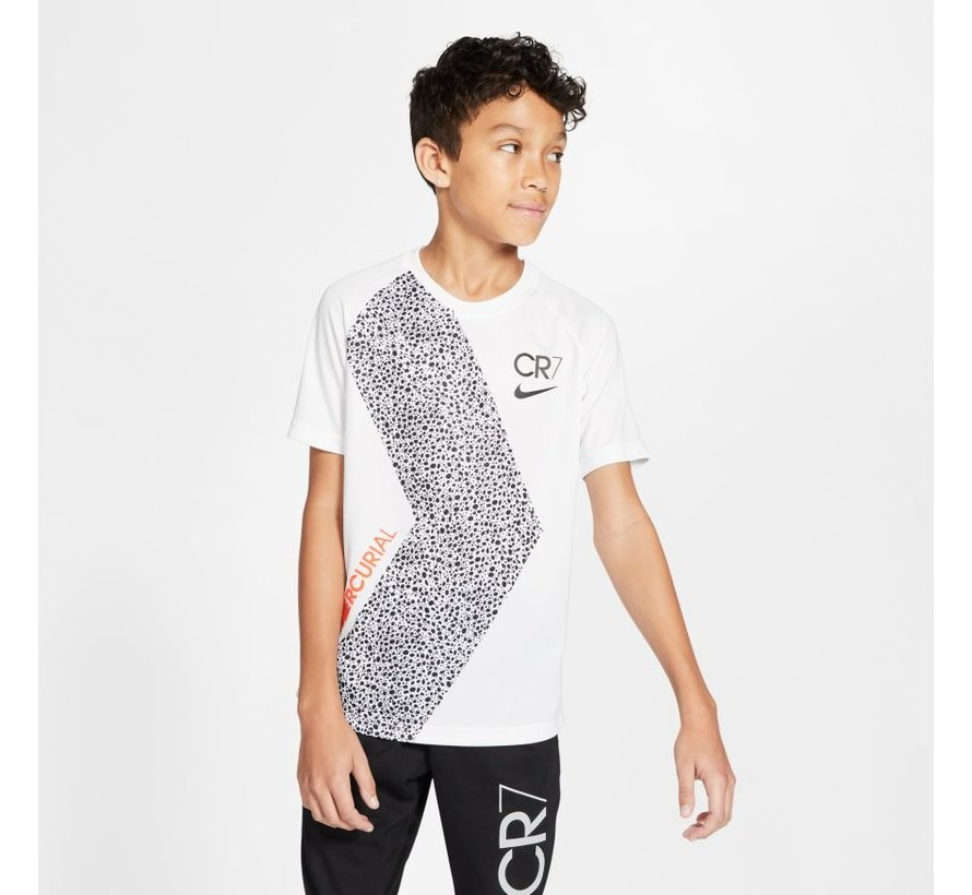 CR7 Dry Top Safari White/Black
