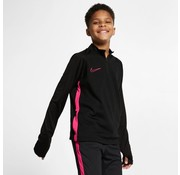 Nike Academy Drill Top Black/Pink Kids