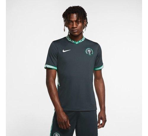 Nike Nigeria Away Jersey Green
