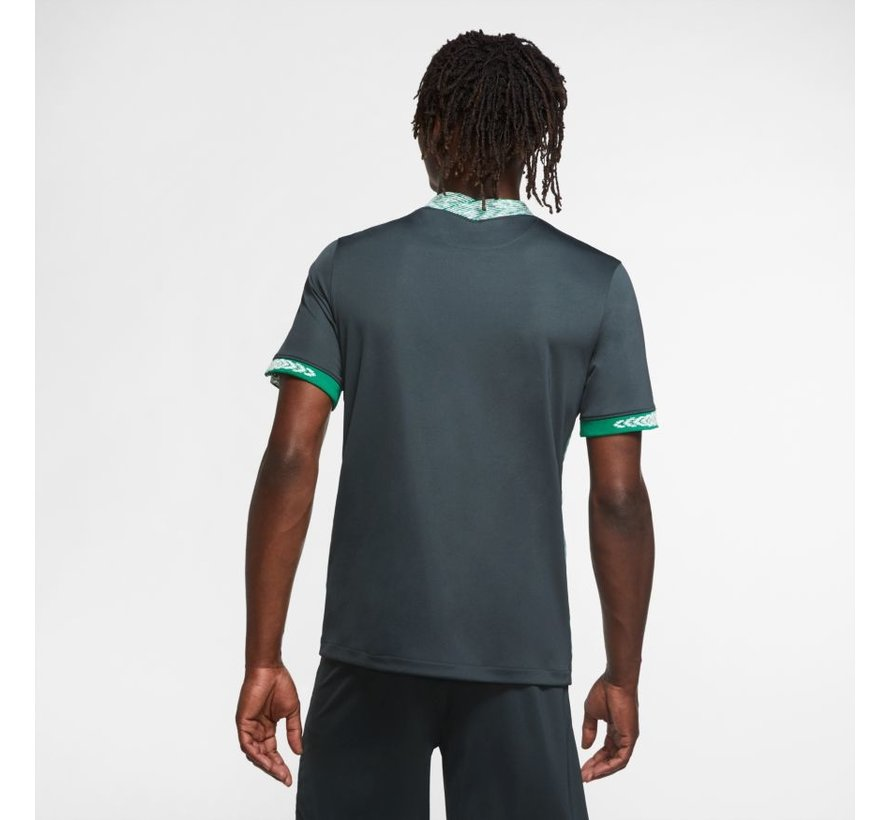 Nigeria Away Jersey Green