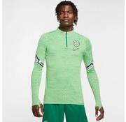 Nike Nigeria Strike Drill Top Green