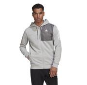 Adidas Aero Fullzip Hoodie Grey