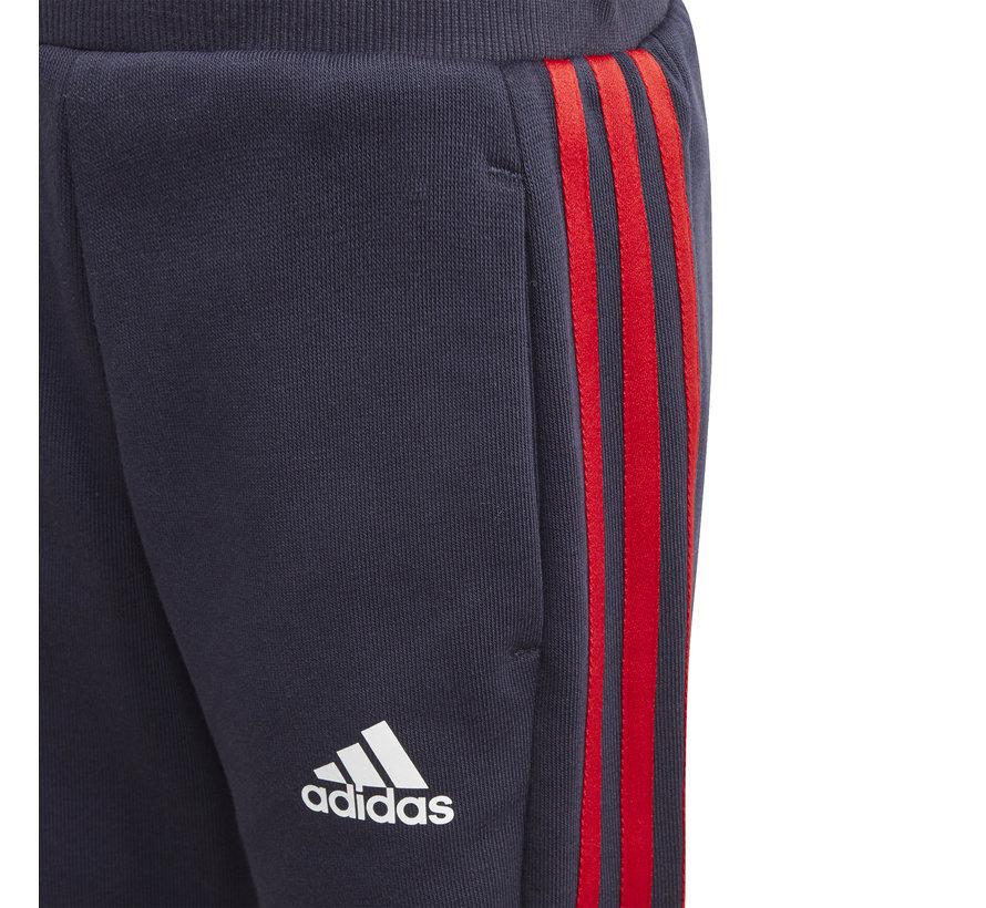 Knit Pant Navy/Red Kids
