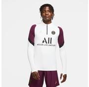 Nike PSG Drill top 20/21 White-turgol