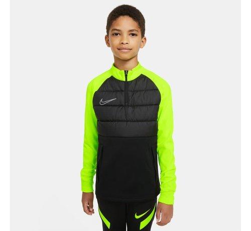 Nike Drill Top WW Jr Noir-fluo