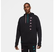 Nike Barcelona Sw Hood 20/21 Black-new