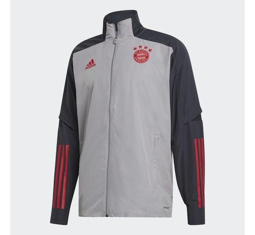 Adidas Bayern Eu Pre Jkt 20/21 Onypal