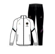Nike PSG Tracksuit White/Gold L. Kids