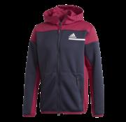 Adidas ZNE Aeroready Fillzip Hoody Navy