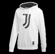 Adidas Juventus DNA Hoodie  White 20/21
